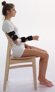 goniometro braccio